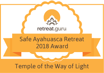 Retreat Guru 2018 Award