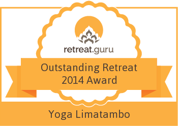 Outstanding Retreat 2014 Award - Yoga Limatambo Guesthouse