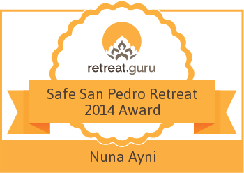 Safe San Pedro Retreat 2014 Award - Nuna Ayni